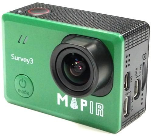 Camera NDVI Mapir Survey 3 RGN